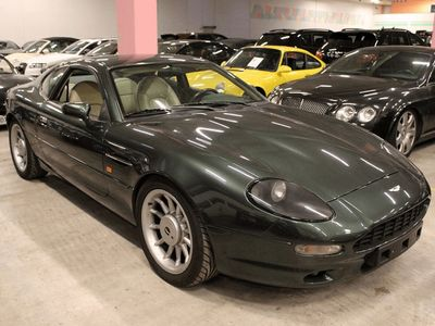 brugt Aston Martin DB7 Serie II