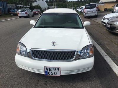 brugt Cadillac Deville Limousine 279HK aut 4d