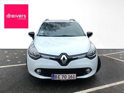 brugt Renault Clio IV Expression, dCi 75 Sport Tourer 1,5, 5 dørs