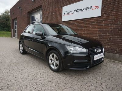 used Audi A1 Sportback 1,6 TDi 90 Attraction S-tr.