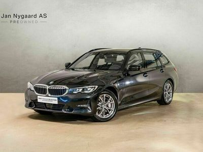 brugt BMW 330e 2,0 Touring Sport Line aut.