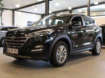 usado Hyundai Tucson 1,7 CRDi Trend ISG 115HK 5d 6g