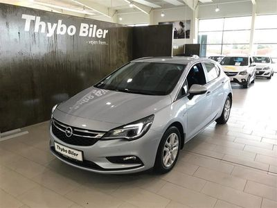 brugt Opel Astra 1,6 CDTI Enjoy Start/Stop 110HK 5d 6g