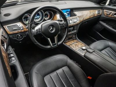 brugt Mercedes CLS500 Shooting Brake 4,7 aut. BE