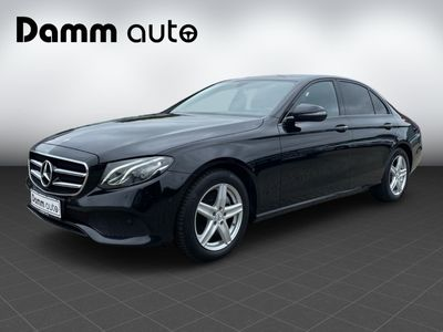 brugt Mercedes E220 0 d 9G-TRONIC Avantgarde 194HK Sedan aut