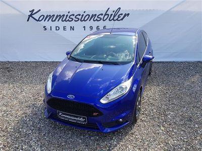 brugt Ford Fiesta 1,6 EcoBoost ST2 182HK 3d 6g