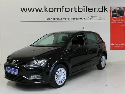 used VW Polo 1,4 TDi 90 Comfortline BMT