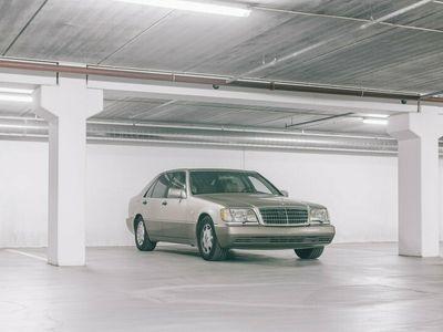 brugt Mercedes S500L S Klasse (W140)