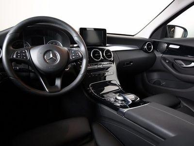 brugt Mercedes C220 d aut.
