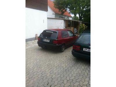 brugt VW Golf III 1,4 3 dørs
