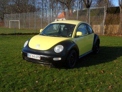 brugt VW Beetle 2,0