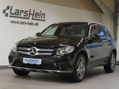 brugt Mercedes GLC220 d AMG Line aut. 4-M Van