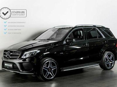 käytetty Mercedes GLE43 AMG 3,0 AMG aut. 4-M