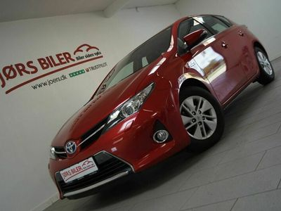 brugt Toyota Auris 1,8 Hybrid H2+ CVT