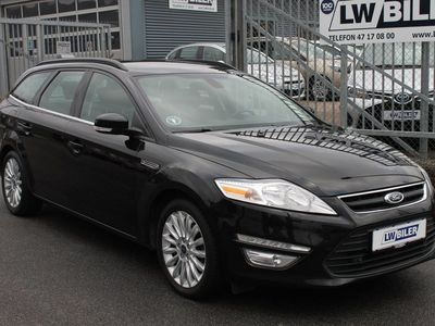 brugt Ford Mondeo 2,0 TDCi 140 Collection stc.