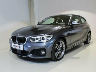 used BMW 118 i 1,6 aut.