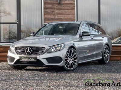 brugt Mercedes C450 AMG 3,0 AMG Sport stc. aut. 4-M