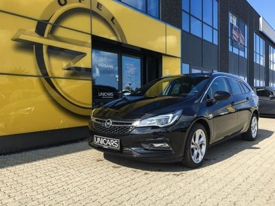 brugt Opel Astra 1,6 CDTI Dynamic 136HK Stc 6g Aut.