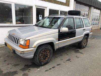 brugt Jeep Grand Cherokee 5,2 212HK Van
