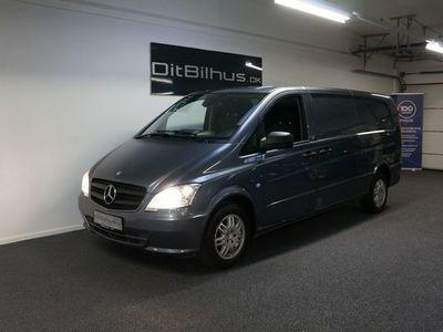 brugt Mercedes Vito 122 3,0 CDi XL aut.