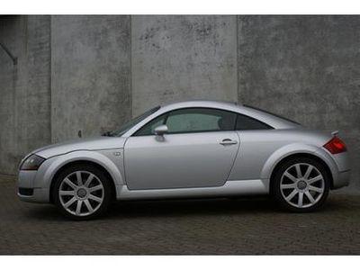 brugt Audi TT 1,8 225hk Quattro **ORIGINAL**