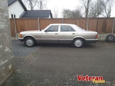 brugt Mercedes 420 W126