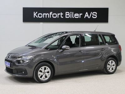 brugt Citroën Grand C4 Picasso 1,2 PT 130 Iconic