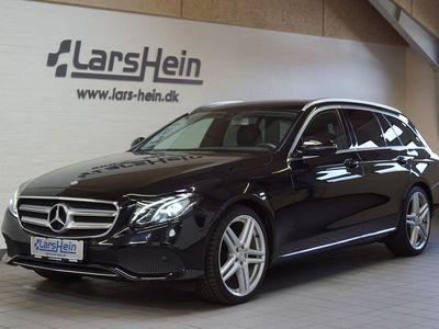 używany Mercedes E220 2,0 Avantgarde stc. aut.