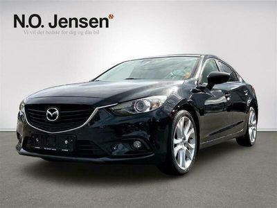 brugt Mazda 6 2,5 Optimum 192HK 6g