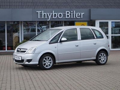 usado Opel Meriva 1,3 CDTI Enjoy 75HK