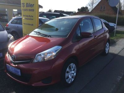 brugt Toyota Yaris 1,3 VVT-i T2 Touch