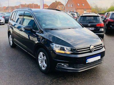 brugt VW Touran 2,0 TDi 150 Comfortline 7prs