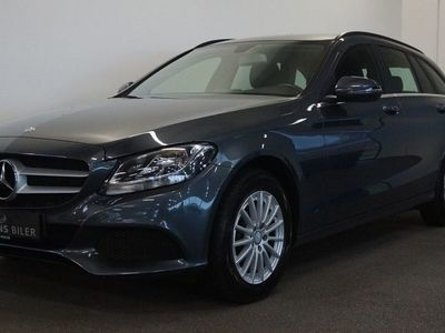 brugt Mercedes C200 d 1,6 stc. aut.