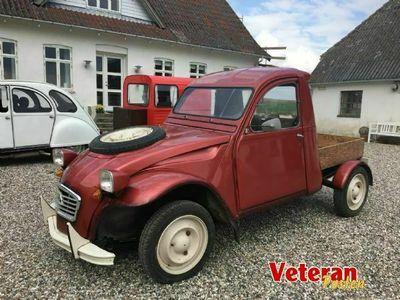 brugt Citroën 2CV ladvogn