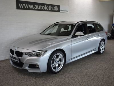 brugt BMW 320 i 2,0 Touring M-Sport aut.
