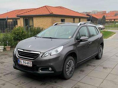brugt Peugeot 2008 VTi Crossover 1,2
