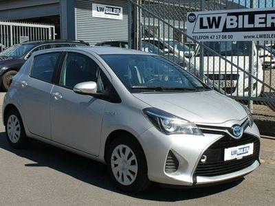 used Toyota Yaris Hybrid 1,5 Hybrid CVT