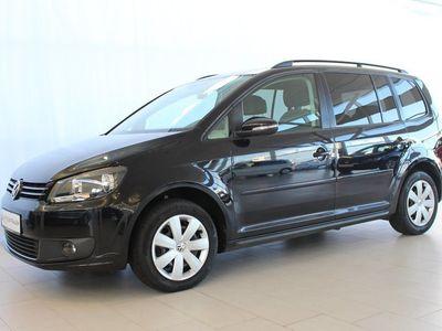 usado VW Touran 1,6 TDi 105 Comfortline BMT 7prs