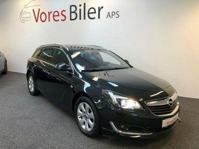 usata Opel Insignia 2,0 CDTi 195 Cosmo ST aut. 4x4