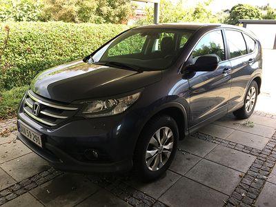 brugt Honda CR-V 2.0 i-VTEC 4WD