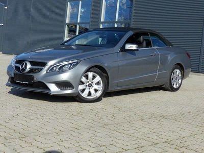 brugt Mercedes E200 0 Cabriolet aut.