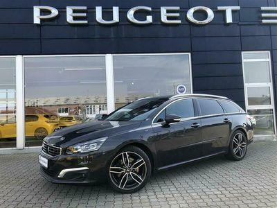 brugt Peugeot 508 SW 2,0 BlueHDi GT EAT6 180HK Stc 6g Aut.