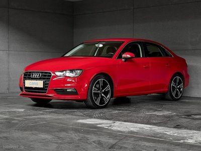 usado Audi A3 2,0 TDI Ambiente 150HK 6g