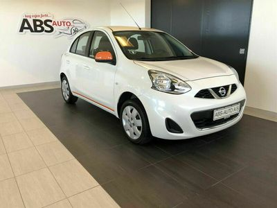brugt Nissan Micra Acenta