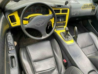 brugt Toyota MR2 GTI Targa 2,0