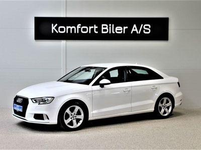 brugt Audi A3 1,6 TDi 110 Sport