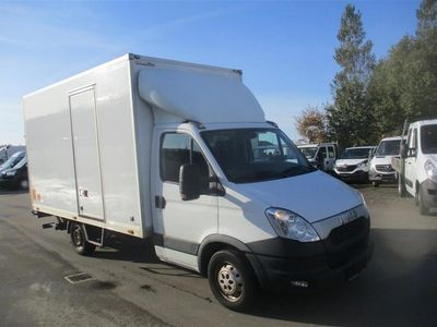 brugt Iveco Daily 35S13 ALUKASSE/LIFT 2,3 D 126HK Ladv./Chas. 2013