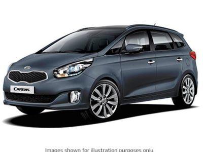 brugt Kia Carens 1,7 CRDI Premium 115HK 6g