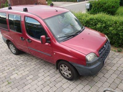 begagnad Fiat Doblò 1,6 Family 103HK
