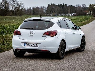 brugt Opel Astra 6 Turbo Enjoy 180HK 5d 6g